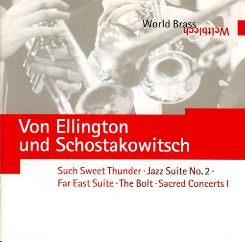 Ellington und Schostakowitsch - Frontcover