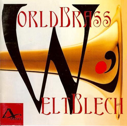 Weltblech-Worldbrass - Frontcover