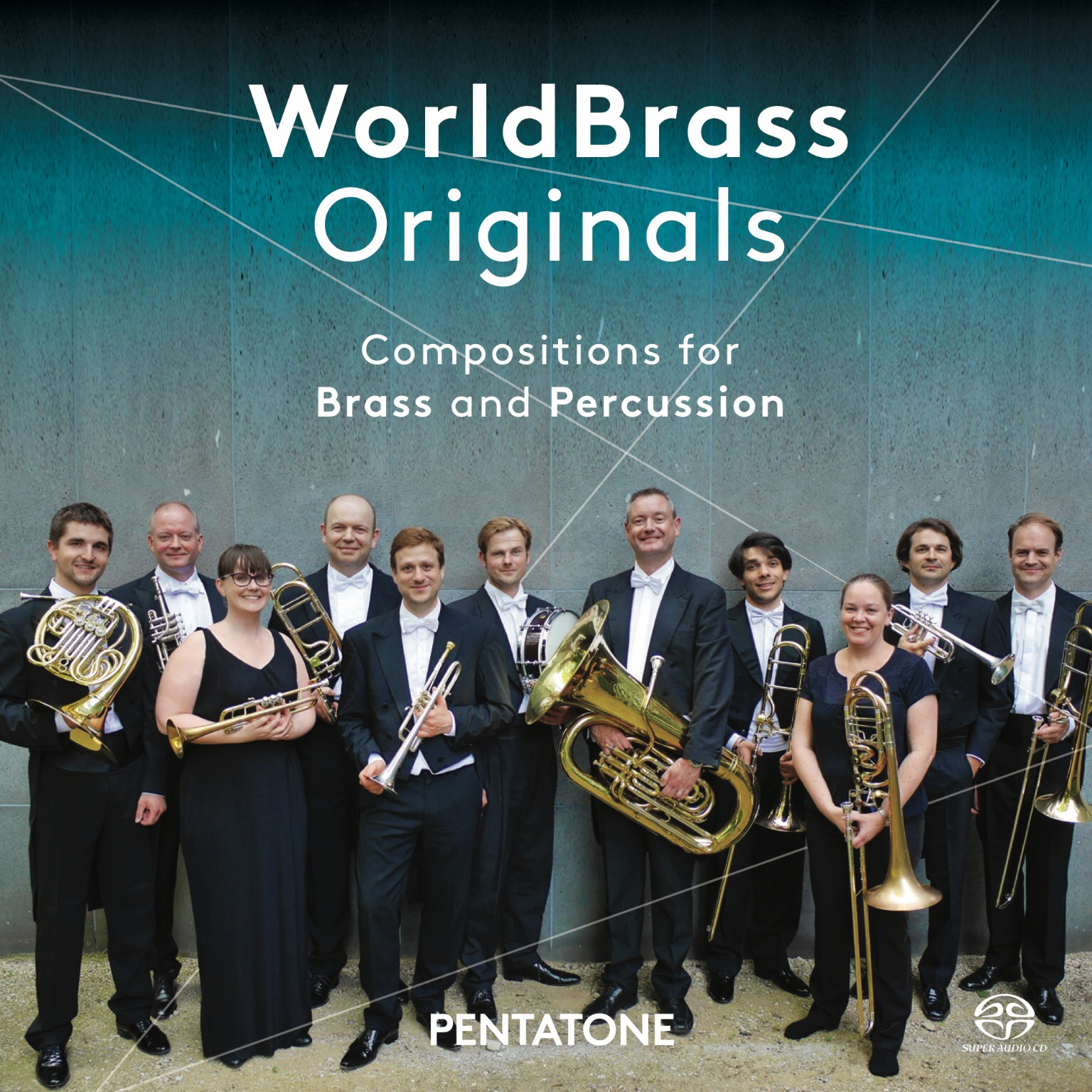 CD-Cover: WorldBrass Originals